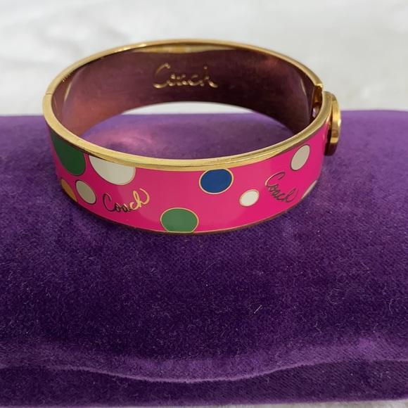 Coach Bangle Bracelet *vintage*